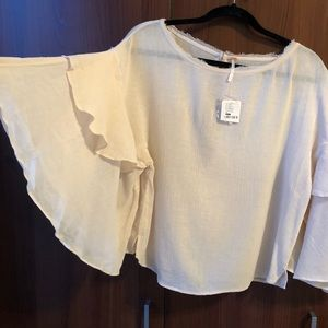 Free People Coolcat Blouse